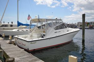 Used Rampage 36 Express Cruiser Boat For Sale