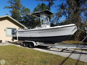 Used Glacier Bay 22 CAT Power Catamaran Boat For Sale