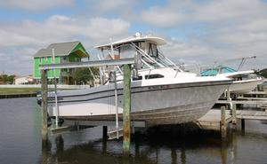 Used Grady-White 232 Gulfsteam Center Console Fishing Boat For Sale