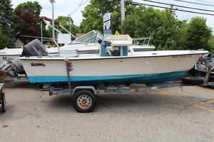 Used Seaway 16 Skiff Center Console Fishing Boat For Sale