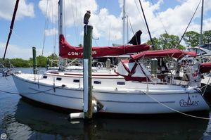Used Com-Pac 35 Cutter Sailboat For Sale