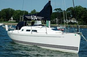 Used X-Yachts X-34 Racer and Cruiser Sailboat For Sale
