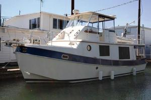 Used Kadey-Krogen Manatee Trawler Boat For Sale