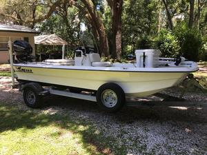 Used Mako Pro Skiff 16 CC Skiff Fishing Boat For Sale