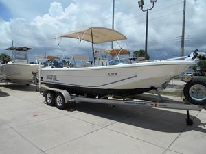 Used Carolina Skiff 218 DLV Elite Center Console Fishing Boat For Sale