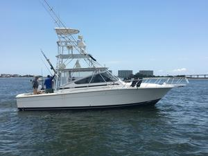 Used Blackfin 38 Combi Express Cruiser Boat For Sale