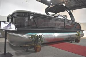 New Sanpan 2500 ULW Pontoon Boat For Sale