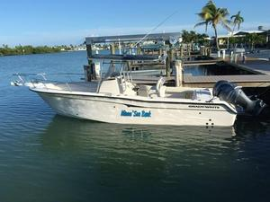 Used Grady-White 273 Chase Repowered Center Console Fishing Boat For Sale