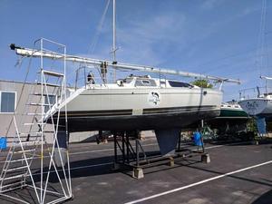 Used Kirie Elite 326 Sloop Sailboat For Sale