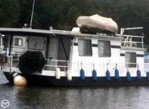 Used Skipperliner 40 House Boat For Sale
