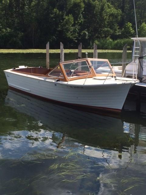 Used Lyman Sleeper Express Cruiser Boat For Sale
