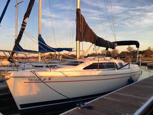 Used Hunter 280 Cruiser Sailboat For Sale