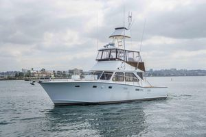 Used Pacifica 44 Tournament Convertible Fishing Boat For Sale