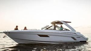 Used Cruisers Yachts 338 Bowrider Boat For Sale