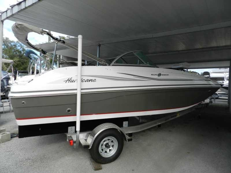 2015 new hurricane sundeck 187 ob deck boat for sale for Hurricane sundeck for sale