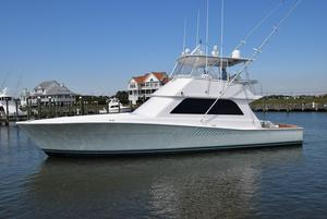 Used Viking 50 Convertible Fishing Boat For Sale