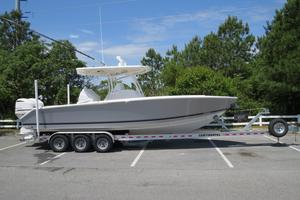 Used Jupiter 30 Center Console Fishing Boat For Sale