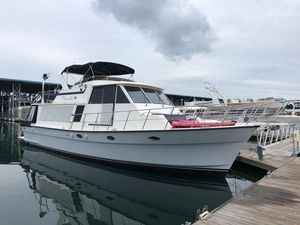 Used Nova 4500 Pilothouse Boat For Sale