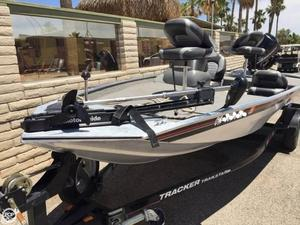 Used Tracker Pro Team 170 TX Bass Boat For Sale