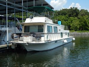 Used Harbor Master 520 House Boat For Sale
