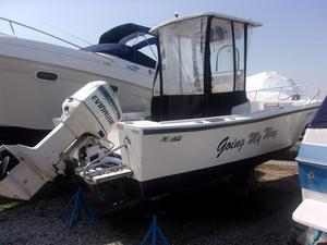 Used Mako 21 Sports Fishing Boat For Sale