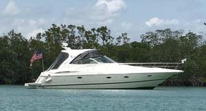Used Cruisers Yachts 3970 Express Cruiser Boat For Sale