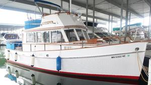 Used Grand Banks Sedan Motor Yacht For Sale