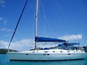 Used Beneteau 461 Cruiser Sailboat For Sale
