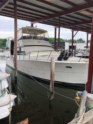 Used Viking Flybridge Motoryacht Motor Yacht For Sale