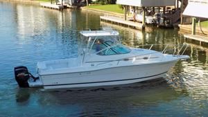 Used Stamas 32 Express Sports Fishing Boat For Sale