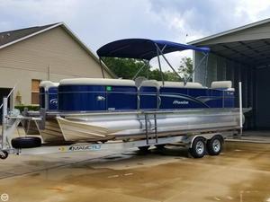 Used Manitou Oasis 25 SHP SR Pontoon Boat For Sale