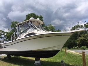 Used Grady-White Islander 270 Cuddy Cabin Boat For Sale