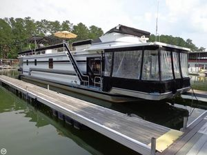 Used Somerset 75 House Boat For Sale