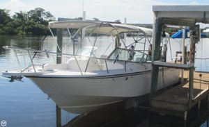 Used Edgewater 247 DC Bowrider Boat For Sale