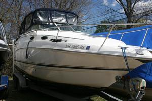 Used Chaparral Signature 240 Cruiser Boat For Sale