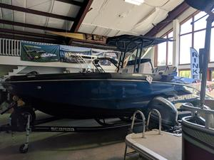 New Scarab 255 Open Identity Center Console Fishing Boat For Sale