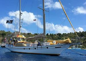 Used Hudson Force 50 Venice Cruiser Sailboat For Sale
