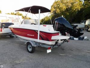 Used Bayliner Element 180 XL Bowrider Boat For Sale