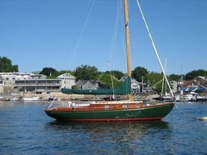Used Hinckley H-21 Antique and Classic Boat For Sale