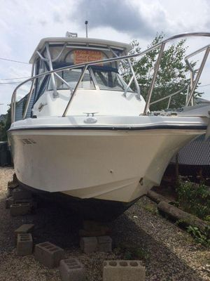 Used Baha Cruisers 240 WA Cuddy Cabin Boat For Sale
