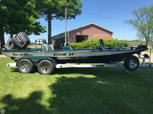 Used Storm 1901 XF Bass Boat For Sale