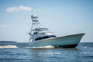 Used Custom Carolina Wanchese Sports Fishing Boat For Sale