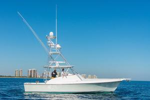 Used Liberty Sport Fisherman Express Cruiser Boat For Sale