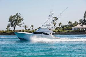 Used Spencer Custom Carolina Sportfish Sports Fishing Boat For Sale