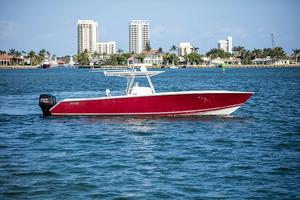 Used Jupiter 38 Center Console Fishing Boat For Sale