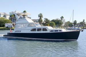 Used Huckins Motoryacht Cruiser Boat For Sale