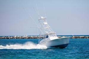 Used Custom Carolina Express Sportfish Express Cruiser Boat For Sale