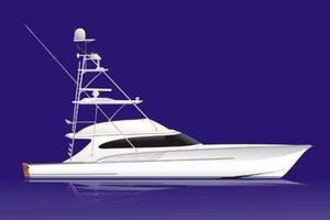 New Sunny Briggs Custom Carolina Sports Fishing Boat For Sale