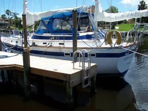Used Endeavour Motorsailer Sailboat For Sale