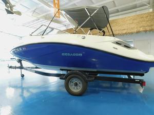 Used Sea-Doo 180 Challenger Bowrider Boat For Sale